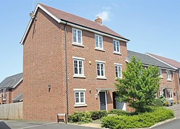 Thumbnail 4 bed end terrace house for sale in Lundy Walk, Bletchley, Milton Keynes