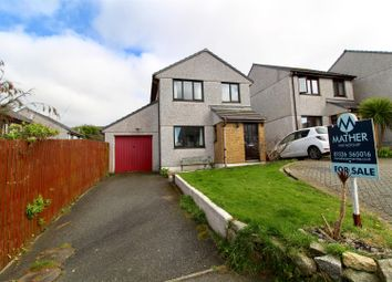 Thumbnail 3 bedroom link-detached house for sale in Gwarth An Drae, Helston