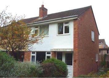 Thumbnail 3 bedroom semi-detached house to rent in Kempton Close, Thornbury, Bristol