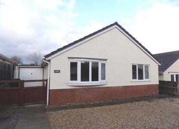 Thumbnail 3 bed detached bungalow for sale in Y Nant, Rhewl, Holywell, Flintshire, 9Qu.