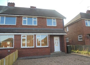 3 bed semi-detached house to rent in Wombwell Avenue, Wath-Upon-Dearne, Rotherham S63