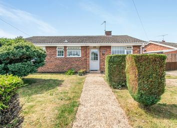 Thumbnail 3 bed detached bungalow for sale in Burton Avenue, North Walsham