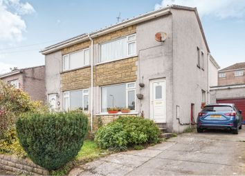 Thumbnail 3 bed semi-detached house for sale in Hillcrest, Brynna, Pontyclun