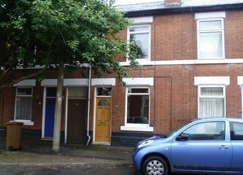 Thumbnail 2 bedroom terraced house to rent in Jackson Street, Derby
