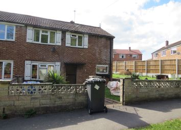 Thumbnail 3 bed semi-detached house for sale in Birdcage Walk, Mackworth, Derby