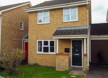 Thumbnail 3 bed link-detached house to rent in Lutton Close, Lower Earley