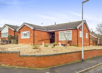 Thumbnail 2 bedroom detached bungalow for sale in Woodland Rise West, Sheringham