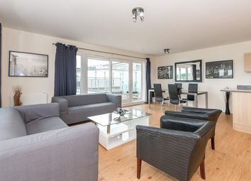 Thumbnail 3 bedroom flat to rent in Beaufort Park, Colindale