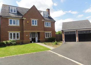 Thumbnail 5 bed detached house to rent in Olympia Place, Great Sankey, Warrington