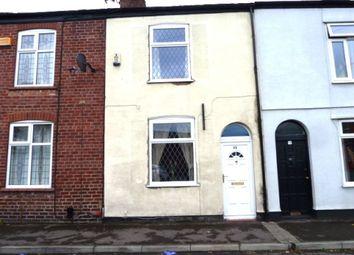 Thumbnail 2 bedroom terraced house to rent in Napier Street, Hazel Grove, Stockport