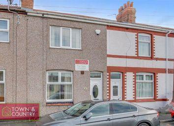 2 bed terraced house for sale in North Street, Sandycroft, Deeside, Flintshire CH5