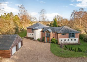 Thumbnail 5 bed detached house for sale in Dean Lane, Whiteparish, Salisbury
