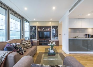 Thumbnail 2 bed flat for sale in Landmark West Tower, 22 Marsh Wall, London