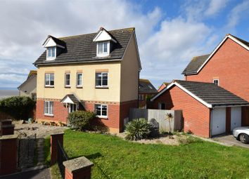 Thumbnail 5 bed detached house for sale in Clos Yr Wylan, Barry