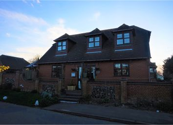Thumbnail 3 bed detached house for sale in Lee Wick Lane, Clacton-On-Sea