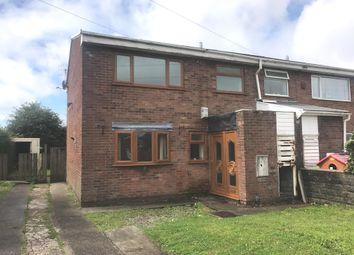 Thumbnail 3 bed semi-detached house for sale in Rhyd Y Felin, Llansamlet, Swansea