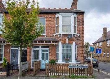 Thumbnail 2 bed maisonette for sale in Grange Avenue, North Finchley, London