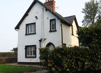 Thumbnail 3 bed detached house to rent in Crewe Hill Lane, Farndon