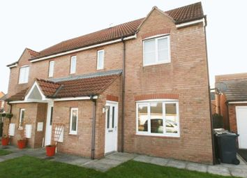 Thumbnail 2 bed flat for sale in Heathfield, West Allotment, Newcastle Upon Tyne