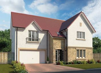 "Thumbnail 5 bedroom detached house for sale in ""The Moncrief"" at Lethame Road, Strathaven"