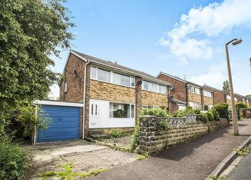 Thumbnail 3 bed semi-detached house to rent in Pye Nest Grove, Halifax