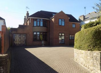 Thumbnail 5 bedroom detached house for sale in Pavenhill, Purton, Swindon