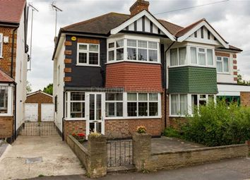 Thumbnail 3 bedroom semi-detached house for sale in Eaton Rise, Wanstead, London