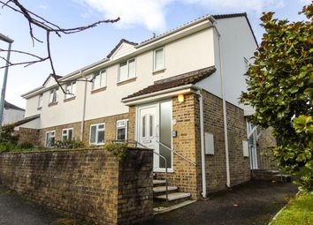 Thumbnail 2 bed flat for sale in Robert Eliot Court, St Austell, Cornwall