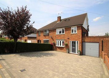 4 bed semi-detached house for sale in Mead Way, Bushey WD23
