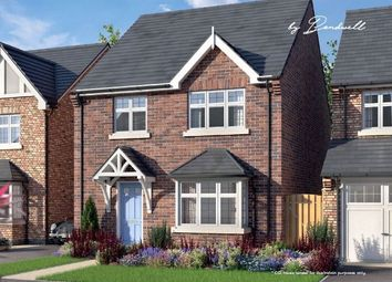 Thumbnail 4 bed detached house for sale in Nutbrook, Shipley Park Gardens, Shipley, Derbyshire