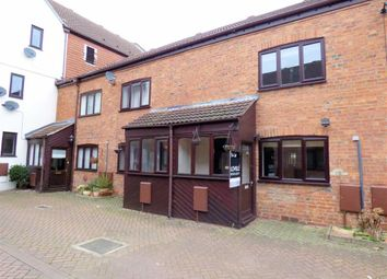 Thumbnail 2 bed town house to rent in Maltings Court, Market Rasen, Lincolnshire