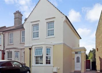 Thumbnail 3 bedroom terraced house for sale in Hedge Place Road, Stone, Kent