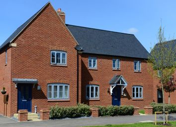 """Thumbnail 3 bed terraced house for sale in """"Archford"""" at Halse Road, Brackley"""