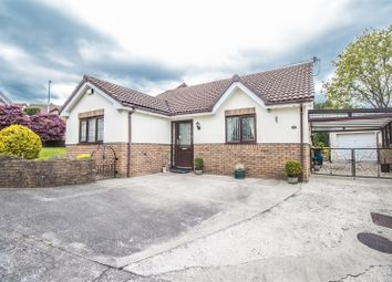 Thumbnail Detached bungalow for sale in Coed-Y-Canddo Road, New Inn, Pontypool