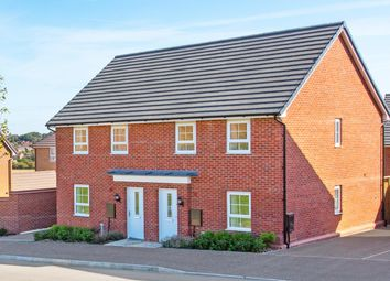 """Thumbnail 3 bed semi-detached house for sale in """"Maidstone"""" at Mount Street, Barrowby Road, Grantham"""
