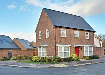 Thumbnail 3 bed detached house for sale in Warnford Grove, Sherfield-On-Loddon, Hook