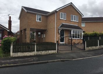 Thumbnail 4 bed detached house for sale in Greenwood Avenue, Upton, Pontefract