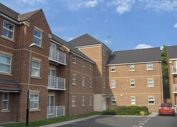 Thumbnail 2 bed flat to rent in Pipkin Court, Parkside, Coventry