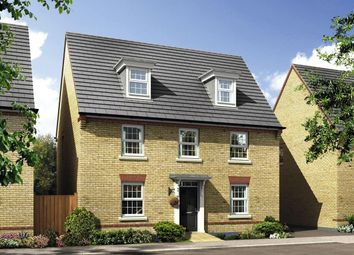 Thumbnail 5 bed detached house for sale in The Emerson, Drayton Meadows, Market Drayton