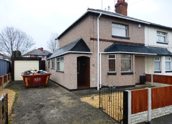 Thumbnail 3 bed semi-detached house for sale in The Boulevard, Great Sutton, Ellesmere Port