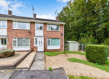 Thumbnail 3 bed end terrace house for sale in Syward Close, Dorchester
