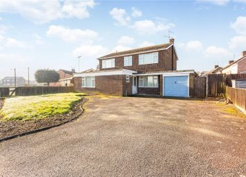 Thumbnail 4 bedroom detached house for sale in Small Drove, Weston, Spalding, Lincolnshire