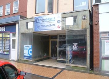 Thumbnail Commercial property for sale in Clifton Street, Blackpool