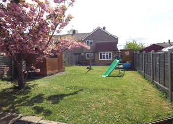 Thumbnail 3 bed end terrace house for sale in Warren Wood Road, Rochester, Kent
