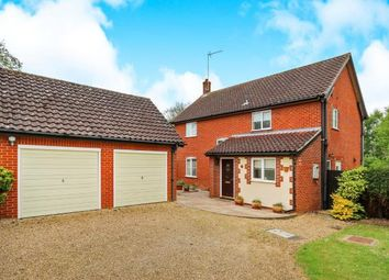 Thumbnail 4 bedroom detached house for sale in Rickinghall, Diss, Suffolk
