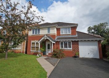 Thumbnail 4 bed detached house for sale in Connaught Road, Bromsgrove