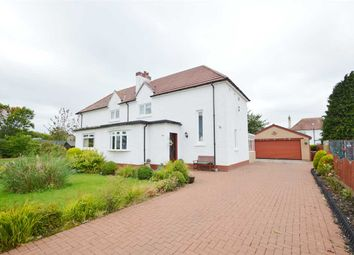 Thumbnail 3 bed semi-detached house for sale in William Drive, Eddlewood, Hamilton