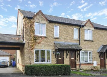 Thumbnail 3 bed end terrace house to rent in Bure Park, Bicester