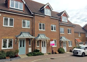 Thumbnail 3 bed terraced house for sale in Jerome Street, Whiteley, Fareham