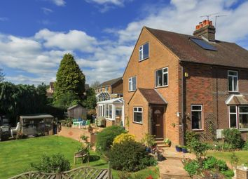 Thumbnail 4 bedroom semi-detached house for sale in Milton Cottages, Ley Hill, Chesham